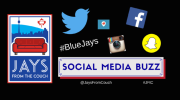 TORONTO BLUE JAYS SOCIAL MEDIA BUZZ: Picture Day, Juice Bars and Video Games Galore