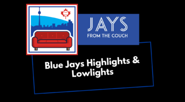Toronto Blue Jays Highlights and Lowlights: Blue Jays Back Within a Game of .500