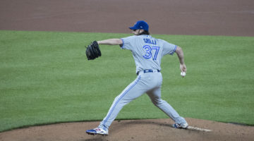 Toronto Blue Jays: What To Do With Jason Grilli?