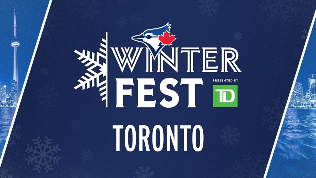 Toronto Blue Jays' First WinterFest Baseball Carnival Sure to