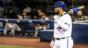 Rowdy Tellez: Blue Jays' Mr Right Now