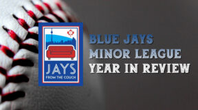 2021 Year In Review: INF/OF Samad Taylor